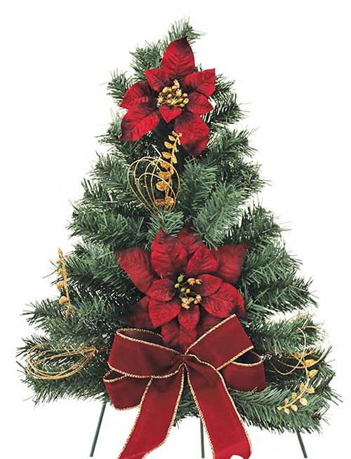 christmas tree | Lutheran Cemetery